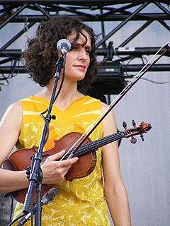 Jenny Scheinman American jazz violinist and composer
