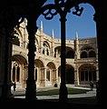 Jeronimos Monastery Cloisters, Belem, Portugal - panoramio (5).jpg