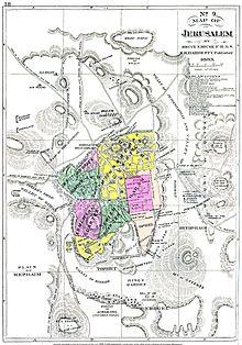 Timeline of Jerusalem  Wikipedia