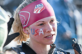 Jessica Diggins at FIS Nordic World Ski Championships 2011.jpg