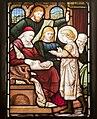 Jesus i templet i Nikolai kyrka.jpg