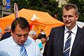 Jiri Paroubek and Jaroslav Tvrdik 2009.JPG