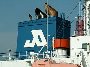 Jo Kiri Funnel Port of Antwerp, Belgium 12-Oct-2005.jpg
