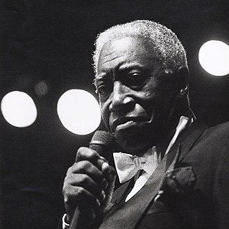 Joe Williams (jazz singer) - Image: Joe Williams