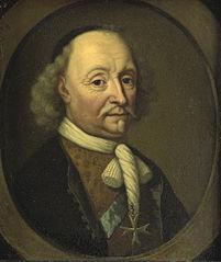 Portrait de Johan Maurits (1604-79), comte de Nassau-Siegen et gouverneur du Brésil