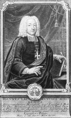 Johann Lorenz von Mosheim