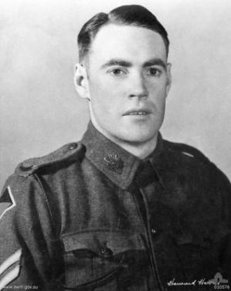2/17th Battalion (Australia) - Corporal John Edmondson, c. 1941