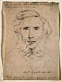 John Tyndall. Pencil drawing. Wellcome V0005939.jpg