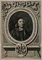 John Wallis. Line engraving by M. Burghers, 1699, after D. L Wellcome V0006131.jpg