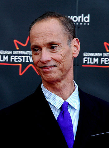 John Waters at the Edinburgh International Fil...