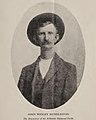 John Wesley Huddleston, the discoverer of the Arkansas Diamond Fields from A preliminary report on the Arkansas diamond field (IA preliminaryrepor00arka) (page 5 crop).jpg