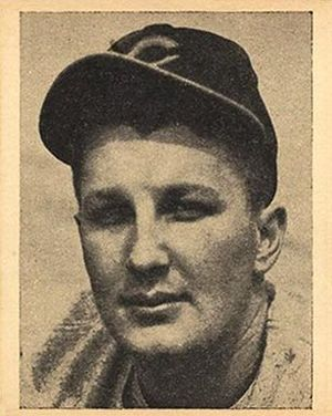 Johnny Hutchings - Image: Johnny Hutchings Reds