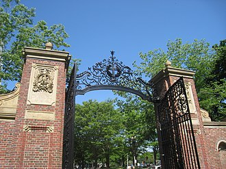 Johnston Gate - Johnston Gate