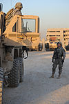 Joint operation with Iraqi national police at Forward Operating Base Loyalty DVIDS143973.jpg