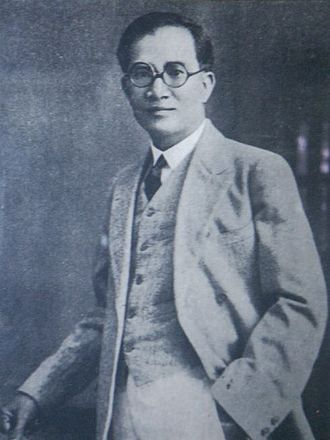 José P. Laurel - In 1922, when he was an attorney.