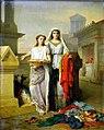 Joseph Coomans - Roman women.jpg