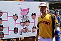 Josh Donaldson goes with Mark Trumbo to win the 2016 T-Mobile -HRDerby. (28629247946).jpg