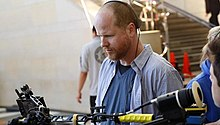 Joss Whedon on set directing.jpg