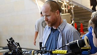 Joss Whedon American director, writer, and producer for television and film