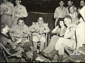 Judith Anderson's Concert Party New Guinea Oct 1944 AWM OG1602.jpg