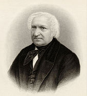 Heines Verleger Julius Campe (Quelle: Wikimedia)