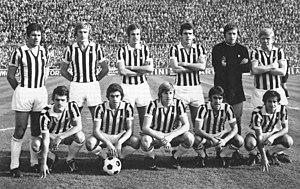 1971–72 Serie A - Image: Juventus FC 1971 72