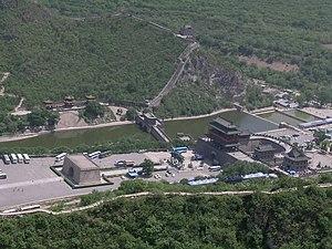 Juyong Pass - Image: Juyongguan 10