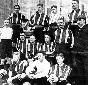 Football at the 1906 Intercalated Games - Denmark