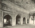 KITLV 377929 - Clifton and Co. - The Zenana Meena Bazaar in the Agra Fort in Agra - Around 1890.tif