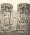 KITLV 88203 - Unknown - Sculptures at Pakbira in British India - 1897.tif