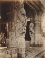 KITLV 92096 - Unknown - Pillars in the temple complex at the Meenakshi Sundareshvara temple complex at Madura in India - Around 1870.tif