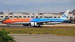 KLM Royal Dutch Airlines, Boeing 777-300ER, PH-BVA - TPE (36707811596).jpg