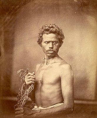 Jalia Kaibarta - Kaibarta aboriginal fisherman tribe or community of Eastern Bengal in 1860s