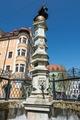 Kaiserbrunnen Regensburg Domplatz D-3-62-000-319 04.tif
