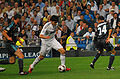 Kaká between Rodriguez and Bonnart.jpg