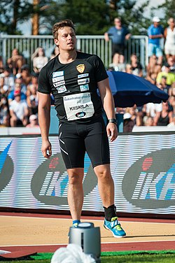 Kalevan Kisat 2018 - Men's Javelin Throw - Jani Kiiskilä 4.jpg