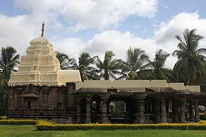 Vikramaditya VI - Kalleshvara temple (c.1083) at Ambali