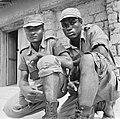 Kamp van Angolese Bevrijdingsbeweging FNLA in Zaire, leden bevrijdingsbeweging i, Bestanddeelnr 926-6276.jpg