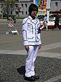 Kaname Kuran cosplayer at 2010 NCCBF 2010-04-18 1.JPG