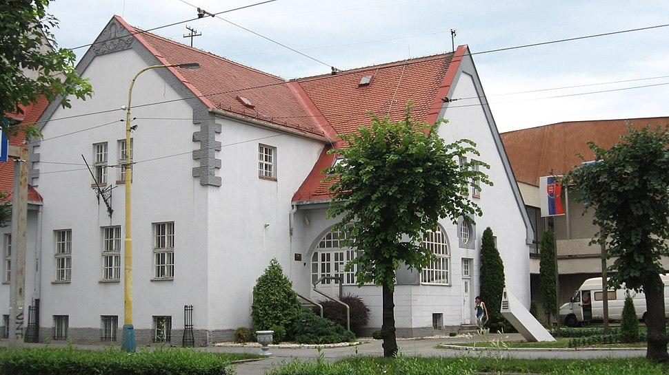 Kancelária prezidenta SR - pracovisko Košice 1