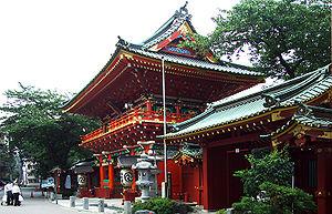 Kanda Shrine - Zuishin-mon