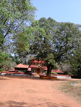 Thrissur district - Kanimangalam Valiyalukkal Temple