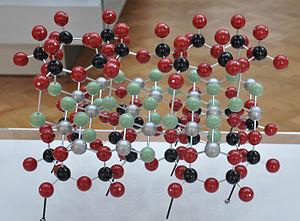Kaolinite - Kaolinite structure