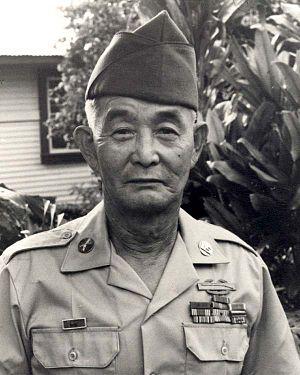 Kaoru Moto - Kaoru Moto, Medal of Honor recipient