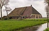 Karakteristieke boerderij, Aldlansdyk in Cornjum 03.jpg