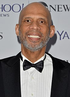 Kareem Abdul-Jabbar American basketball player