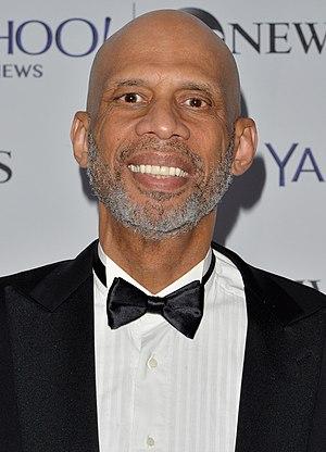 Kareem Abdul-Jabbar - Abdul-Jabbar in 2014