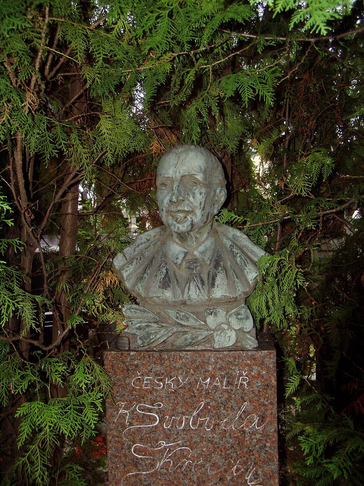 Karel Svoboda-Škréta – Wikipedie