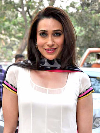 Karisma Kapoor - Kapoor filming Dangerous Ishhq (2012)—with which she made her comeback