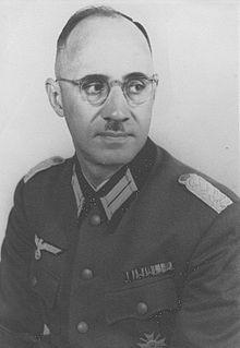 Karl Plagge German military officer